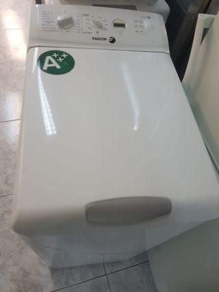 lavadora cargada superior FAGOR 6kg garantia+factu