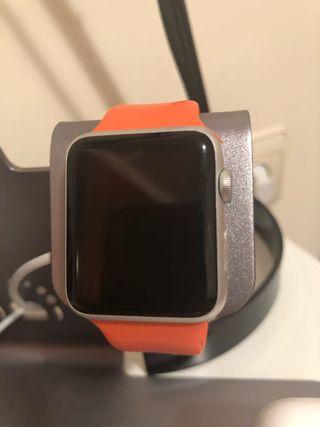 Apple Watch primera generación 42mm plata