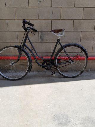 bicicleta Orbea antigua,clasica, varillas
