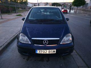 Mercedes-Benz Clase A 2002