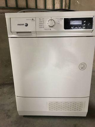 Secadora de condensación Fagor 8 kilos