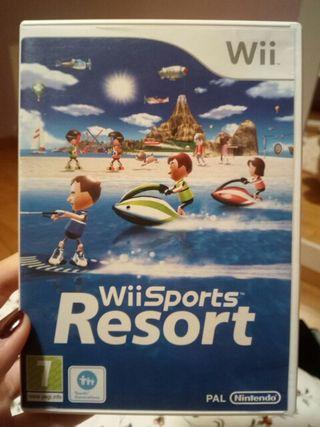 juego wii sports resort (+7)
