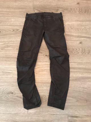 Pantalon gstar chino color marron