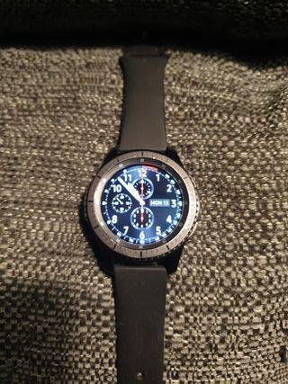 Galaxy watch frontier