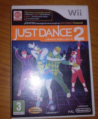 Juego Just Dance 2 para Wii