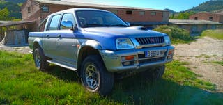 Mitsubishi L 200 1999