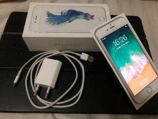 Iphone 6s 16gb gris seminuevo