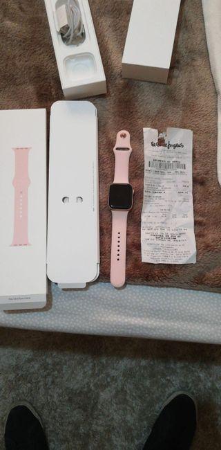 Apple watch serie 4 44mm LTE celular GPS