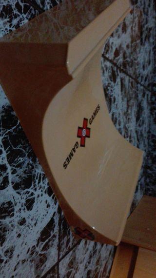 Mini rampa X Games tech deck