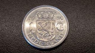 Lote de 6 monedas de Holanda