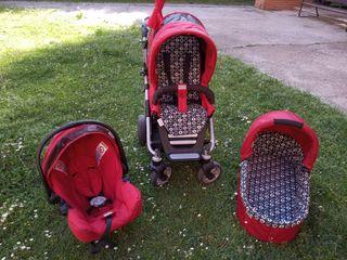 carrito de bebe Teutonia Fun