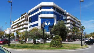 Oficina en alquiler en Marbella