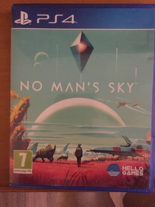 No Man Sky's ps4