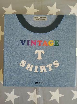Vintage T-Shirts libro TASCHEN