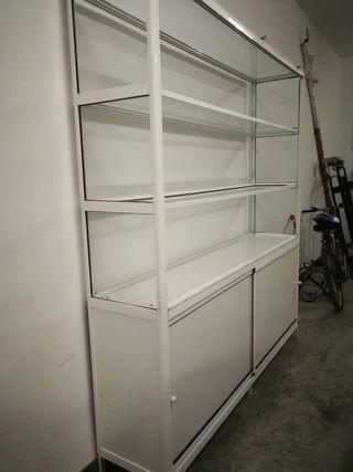 estantería de aluminio 629521168