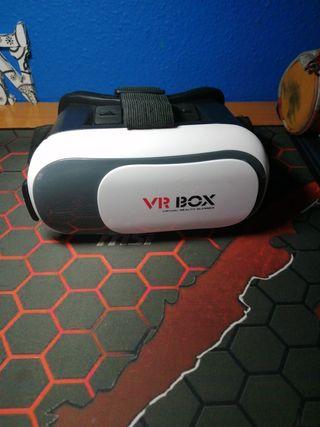 gafas de realidad virtual 3d para móvil