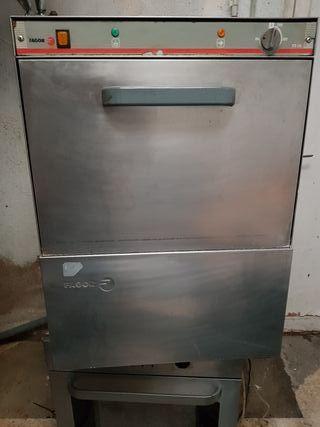 lavavajillas fagor industrial 55x55 de bares