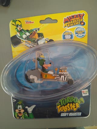 Mickey Superpilotos, Turbo Tubster, Goofy