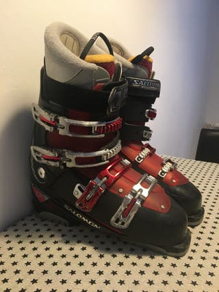 Botas esqui Salomon hombre