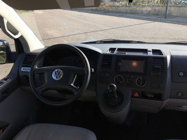 Furgoneta camper Volkswagen T5