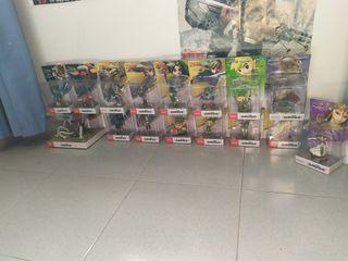 Coleccion de Amiibos Legend of Zelda