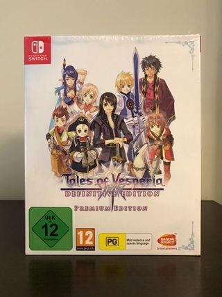 Tales of Vesperia -Coleccionista- Nintendo Switch