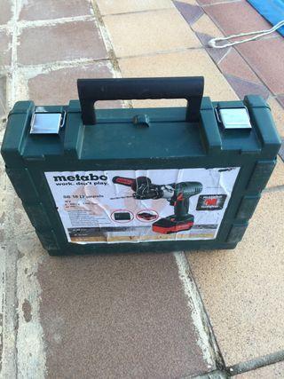 Taladro baterías METABO SB18LT impulso