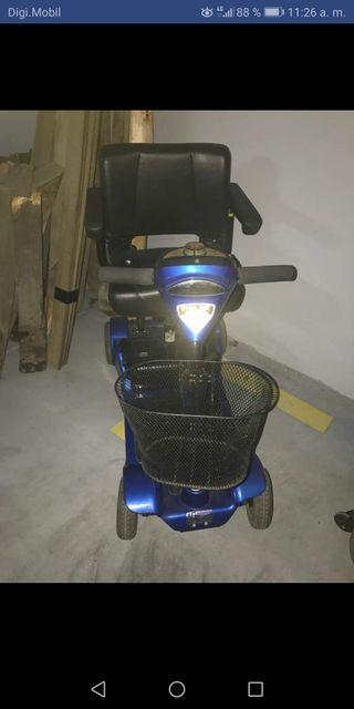 moto para persona invalida