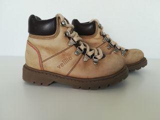Botas de piel Velilla talla 27
