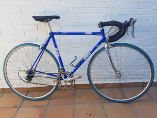 bicicleta clásica gios evolution equipo kelme
