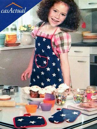 (A ESTRENAR) Set infantil de cocina