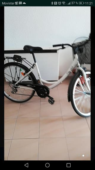 "bicicleta paseo 26"""