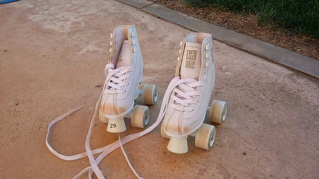 patines quad KRF school niña/o
