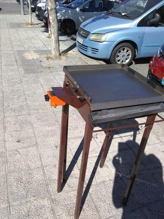 Fabricamos Novedad Plancha y Paellero 40x40