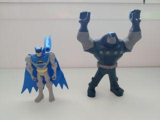 juguetes de serie animación de batman
