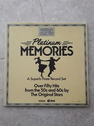 Colección Especial Platinum Memories