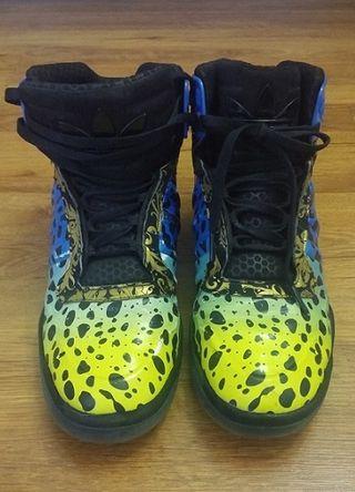 Zapatillas Baloncesto Adidas Originals 43 1/3
