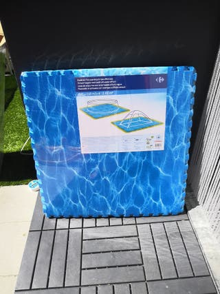 suelo para piscinas