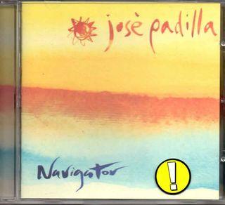 CD José Padilla - Navigator 2001