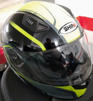 Casco Shiro SH-881