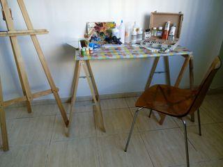 estudio pintura
