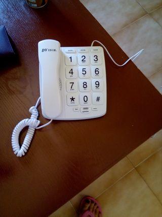 aparato de teléfono