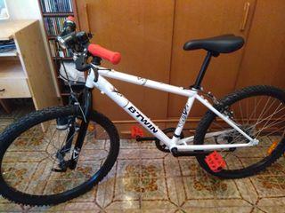 Bicicleta para adolescente (12-16 años)