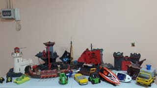 lote play mobil