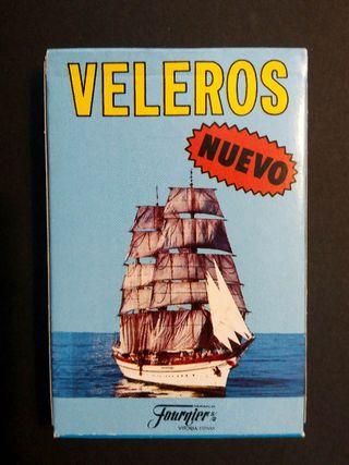 Baraja Veleros año 1989