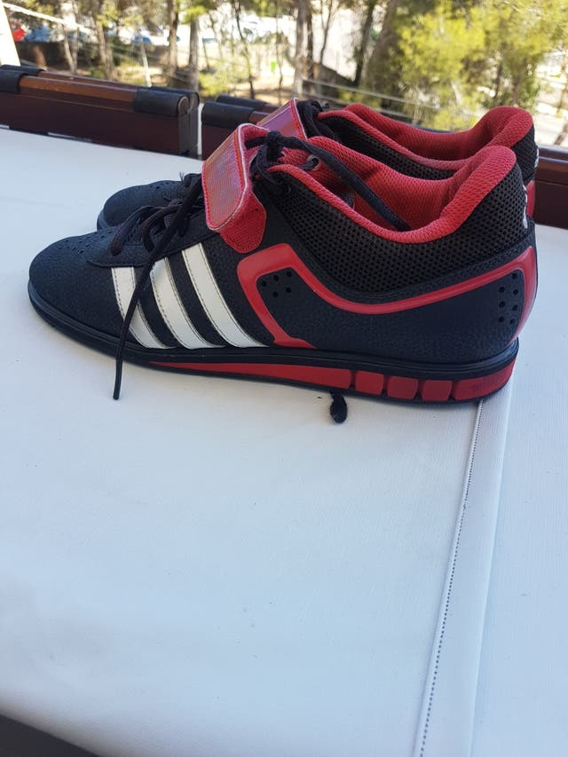 zapatillas Halterofilia Adidas PowerLifting