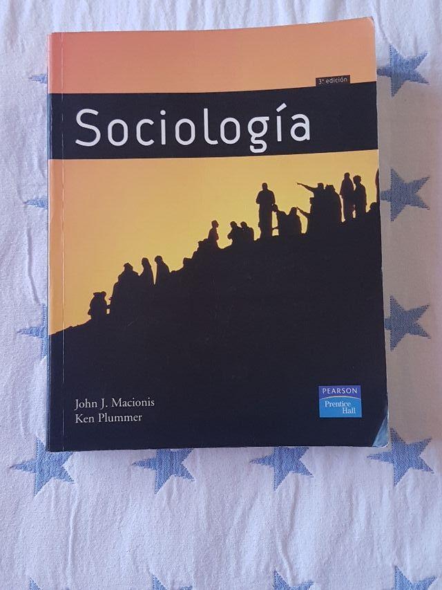 Sociologia libro
