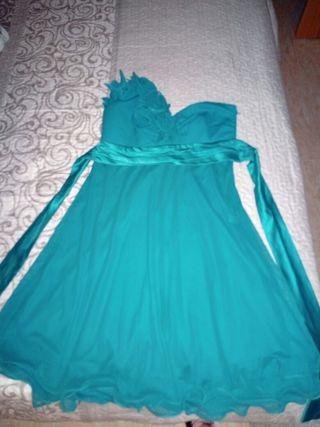 b7e347de0 Vestido de fiesta talla L de segunda mano en Cartagena en WALLAPOP