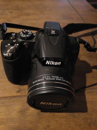 Nikon colpix p520
