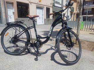 Bicicleta eléctrica moma e-bike 28